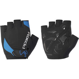 Roeckl Baku Gants, black/blue